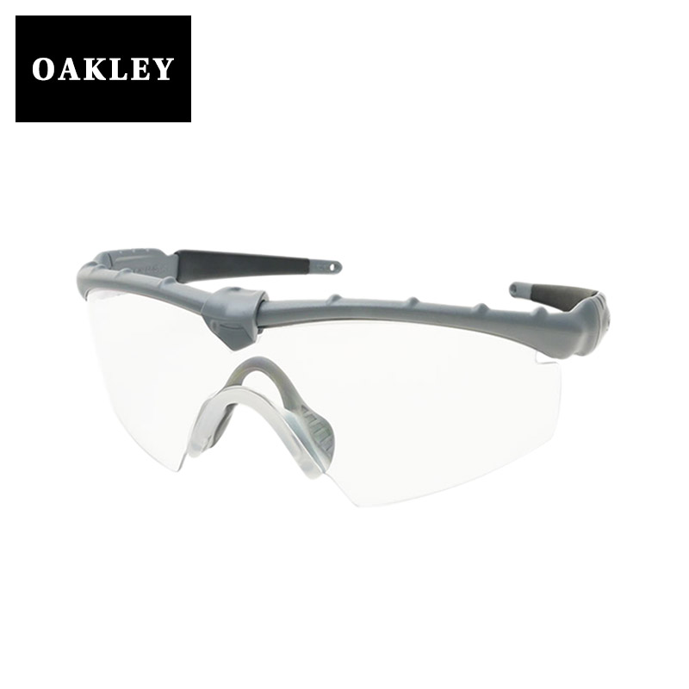 オークリー Mフレーム2.0 スタンダードフィット サングラス 11-145 OAKLEY BALLISTIC M FRAME2.0 STRIKE LASER ARRAY スポーツサングラス