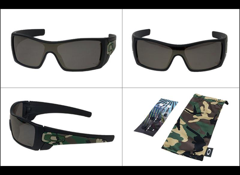 907c024cd60 Oakley Sunglasses polarized lenses oo9101-46 BATWOLF OAKLEY batwolf SI  series INFINITE HERO (MATTE BLACK CAMO BLACK IRIDIUM POLARIZED)