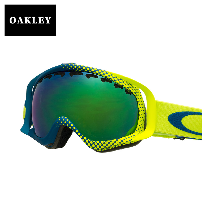 2eca30d00a1b The outlet Oakley CROWBAR standard fitting goggles 59-547 OAKLEY clover snow  goggle which there is reason in