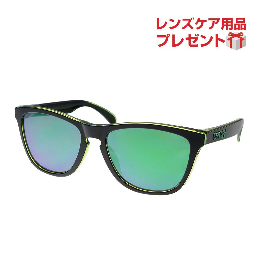 5df8505c9c2f3 Oakley sunglasses OAKLEY FROGSKINS frog skin horse mackerel Ann fitting  Japan fitting oo9245-47
