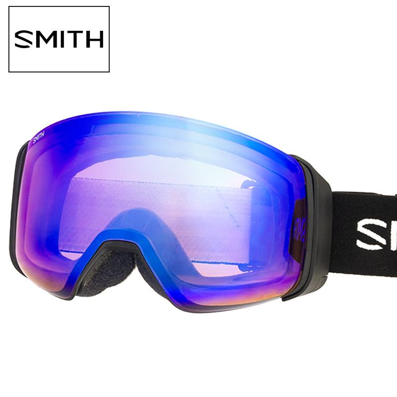 スミス ゴーグル スノーゴーグル SMITH 4D MAG フォーディーマグ アジアンフィット ジャパンフィット m007199pc994g クロマポップ 調光レンズ 2019-2020 新作