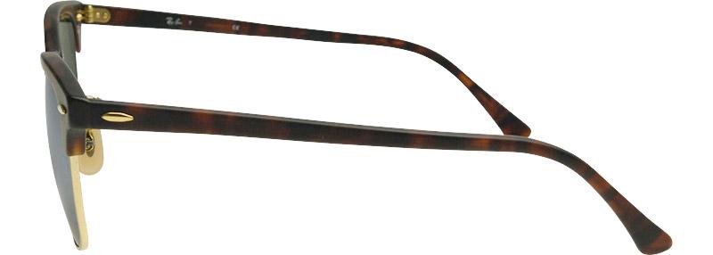 8022071672873e OBLIGE  Ray-Ban Sunglasses RB3016 114530 51 Clubmaster Sand Havana ...