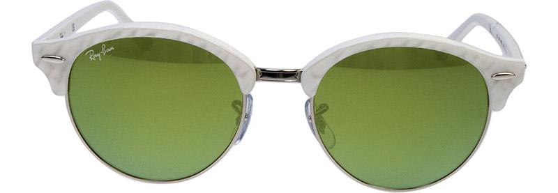 Ray Ban sunglasses RAYBAN rb 4246 988 / 2 x 51 CLUBROUND clove round