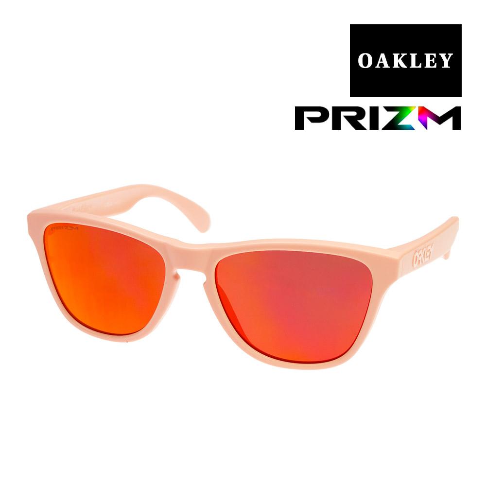 a537687813cd8 Oakley frog skin use fitting sunglasses prism oj9006-0253 OAKLEY FROGSKINS  XS