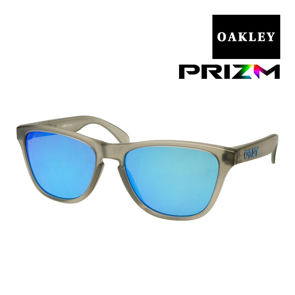オークリー フロッグスキン ユースフィット サングラス プリズム oj9006-0553 OAKLEY FROGSKINS XS