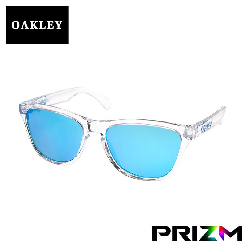 オークリー フロッグスキン ユースフィット サングラス プリズム oj9006-1553 OAKLEY FROGSKINS XS