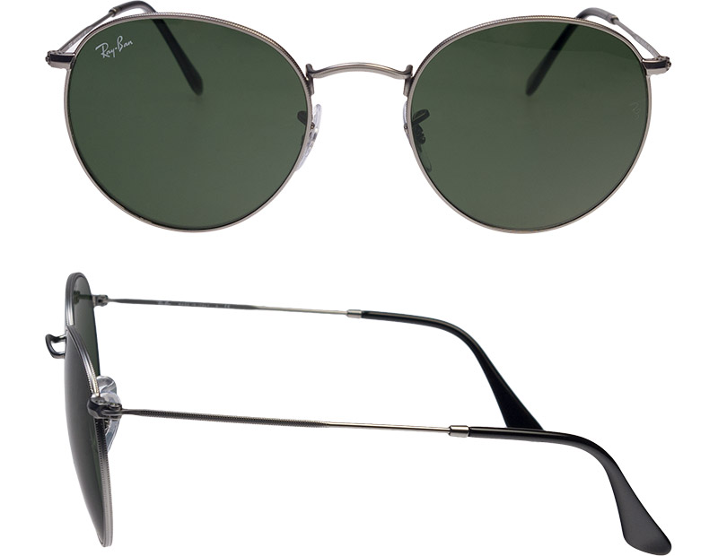 2f6807962e OBLIGE  Ray-Ban sunglasses RAYBAN rb3447 029 53 ROUND METAL round ...