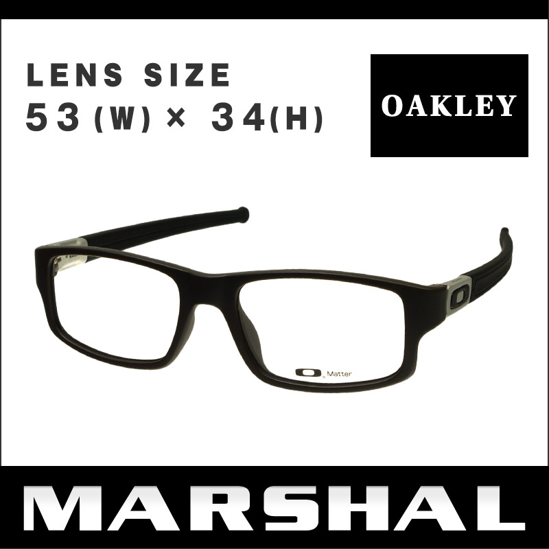 Oakley eyewear OAKLEY MARSHAL Marshall Asian fit fit ox8043-0254