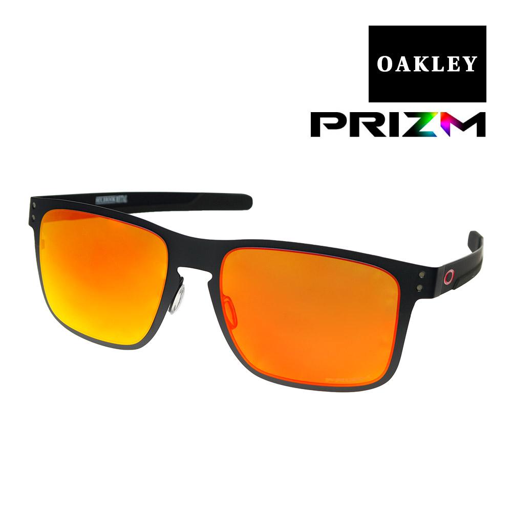 f821c63755 Oakley Holbrooke metal standard fitting sunglasses prism oo4123-1255 OAKLEY  HOLBROOK METAL