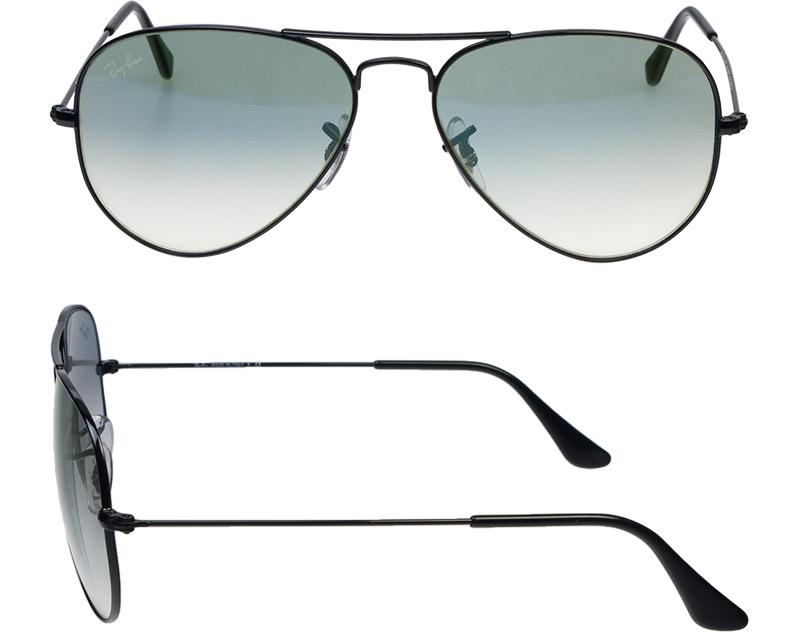 64aeeac92040fb Ray-Ban sunglasses RAYBAN rb3025 002 3F 55 AVIATOR LARGE METAL アヴィエーターラージメタル