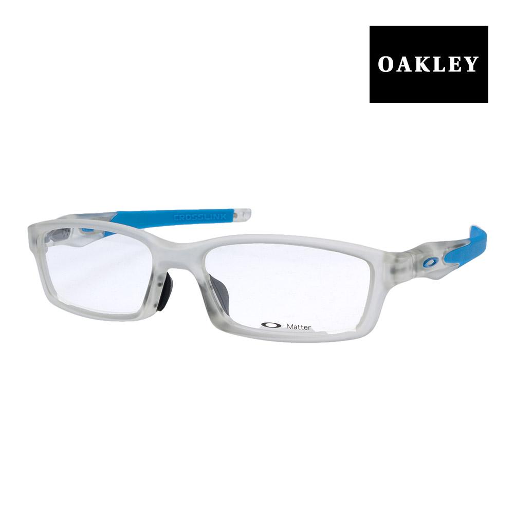 ensiluokkainen halvin hinta iso ale Oakley glasses OAKLEY CROSSLINK horse mackerel Ann fitting Japan fitting  ox8029-1456