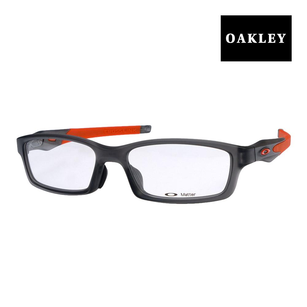 herkät värit myydään maailmanlaajuisesti laatu Oakley glasses OAKLEY CROSSLINK horse mackerel Ann fitting Japan fitting  ox8029-1756