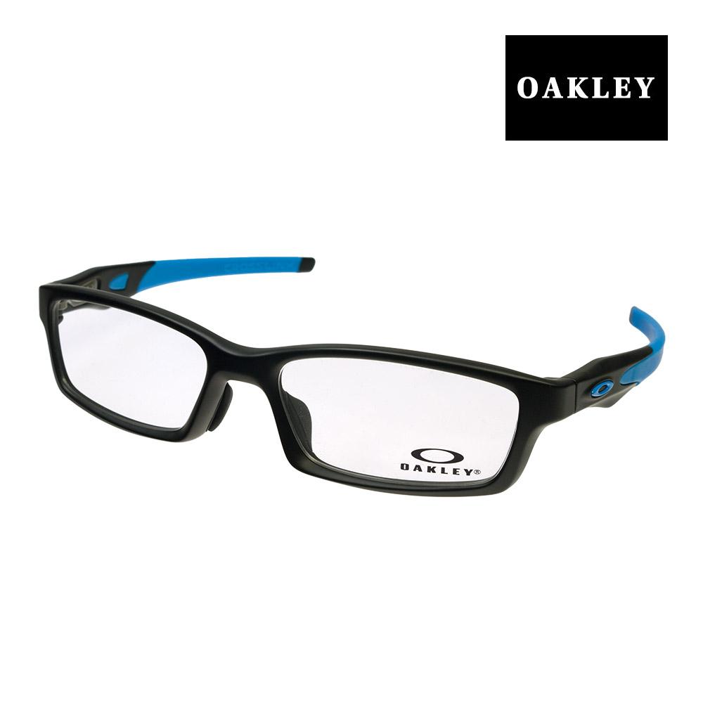 オークリー メガネ OAKLEY CROSSLINK アジアンフィット ジャパンフィット ox8118-0156