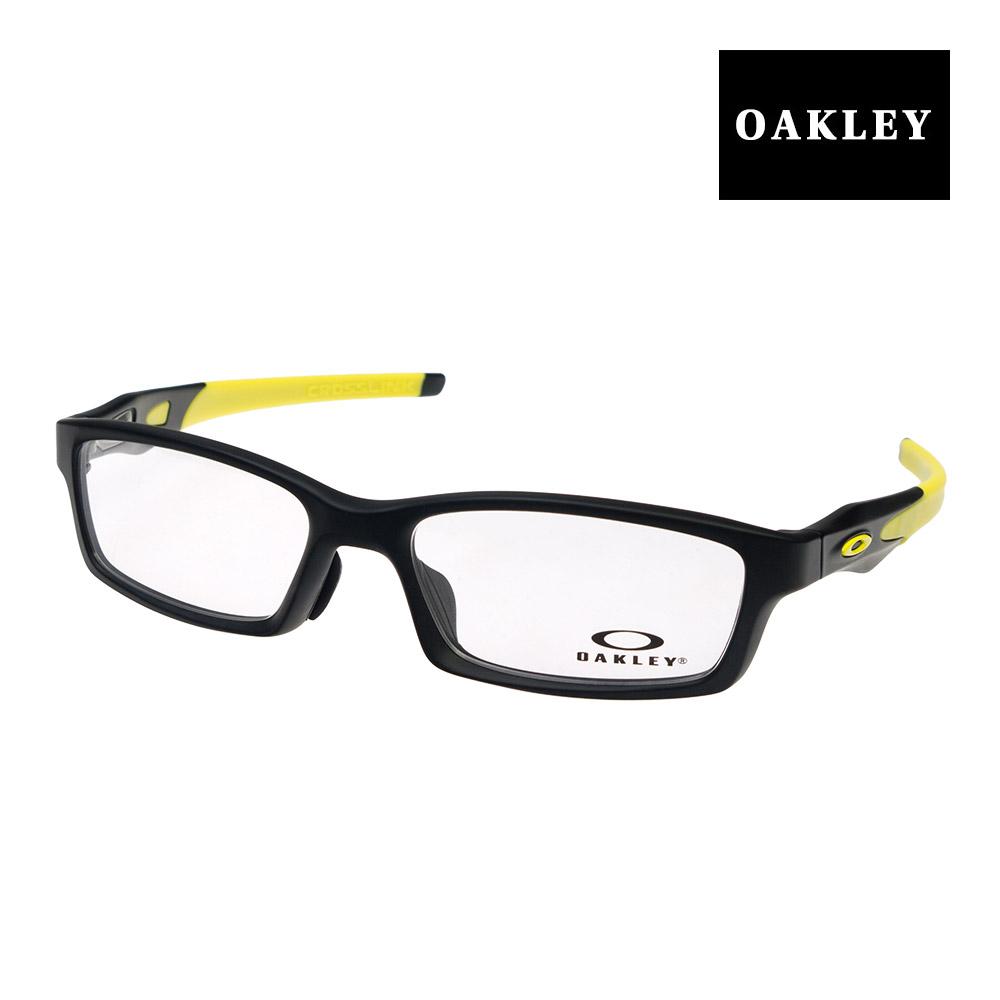奥克利眼镜OAKLEY CROSSLINK竹荚鱼安合身日本合身ox8118-0356