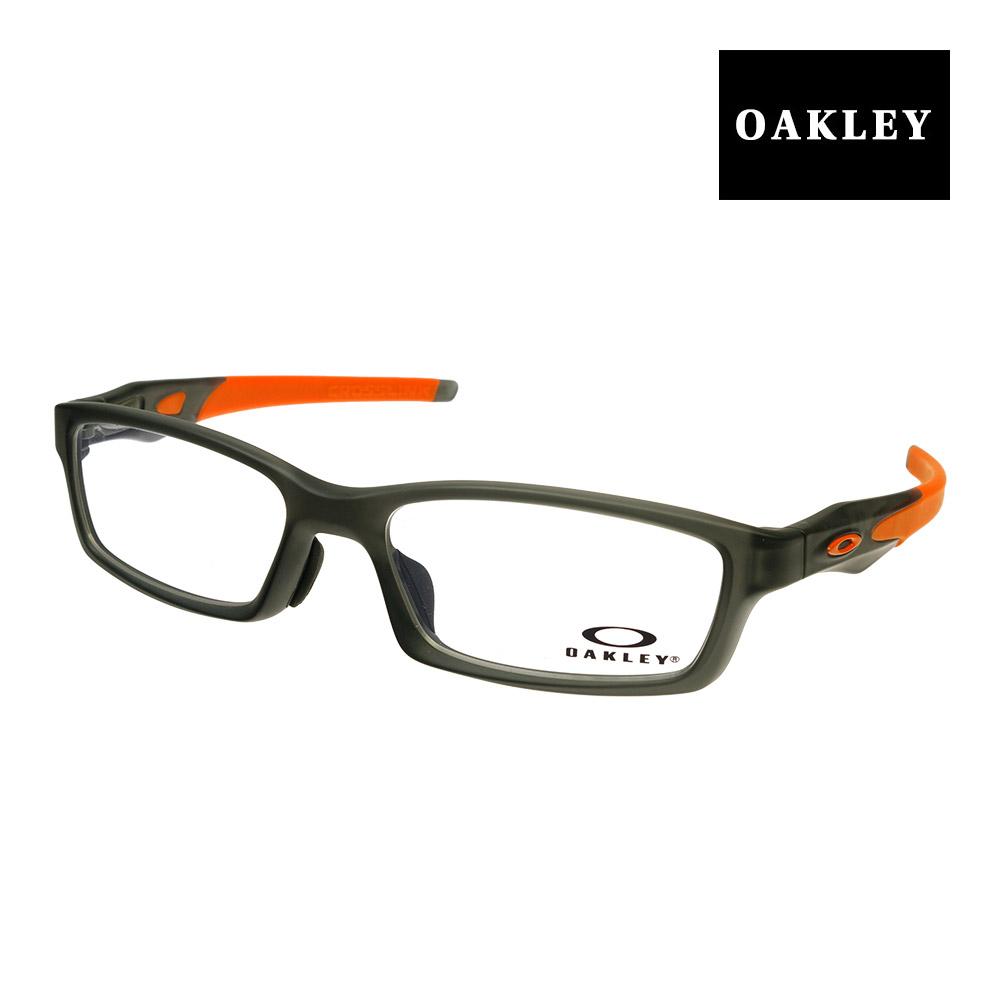 オークリー メガネ OAKLEY CROSSLINK アジアンフィット ジャパンフィット ox8118-0956