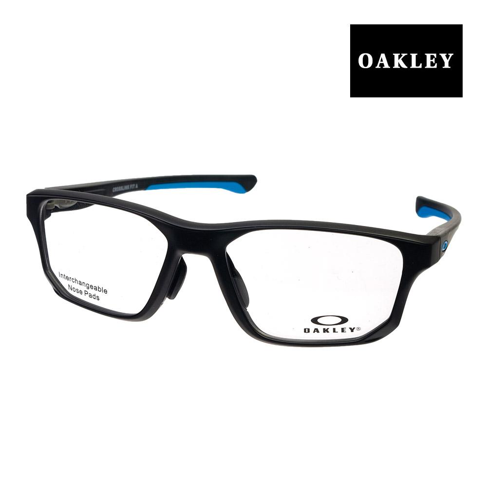 オークリー メガネ OAKLEY CROSSLINK FIT クロスリンク フィット アジアンフィット ジャパンフィット ox8142-0156
