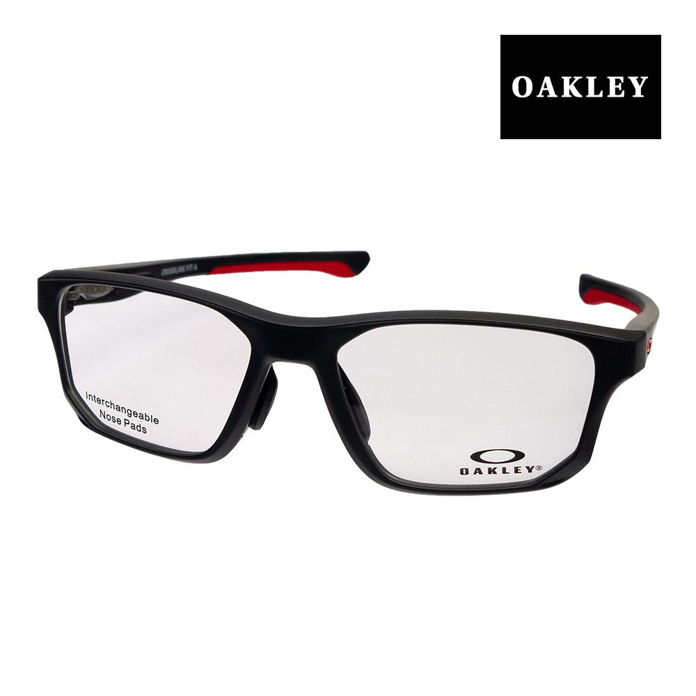 オークリー メガネ OAKLEY CROSSLINK FIT クロスリンク フィット アジアンフィット ジャパンフィット ox8142-0456