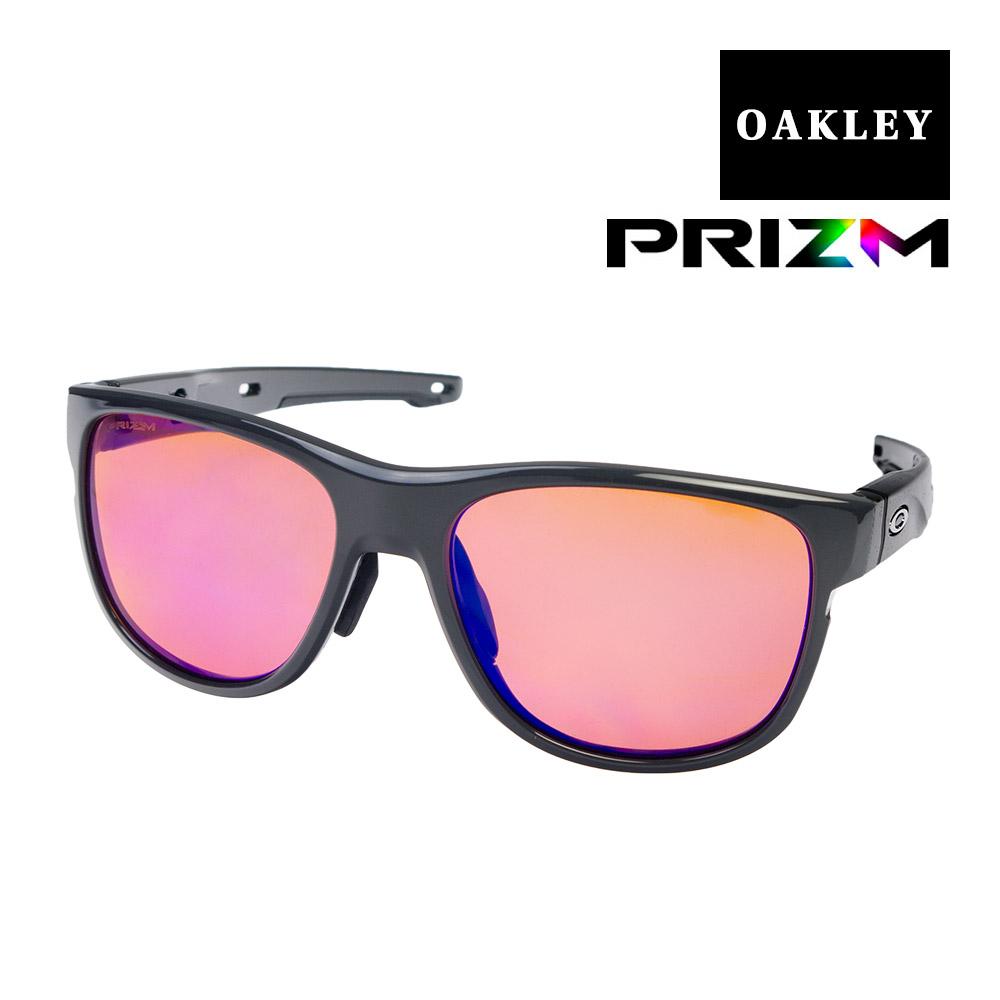 01dde5cfb20 OBLIGE  Oakley sunglasses OAKLEY CROSSRANGE R cross range horse mackerel  Ann fitting Japan fitting oo9369-0357 prism