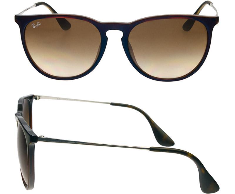 Ray-Ban sunglasses RAYBAN rb4171f 631513 57 ERIKA Erika full fitting
