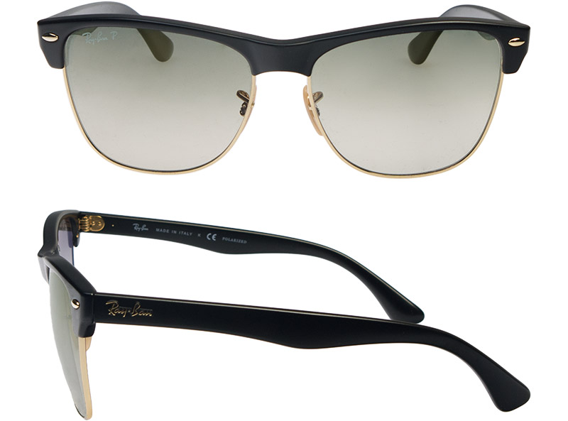 378901be70 Ray-Ban sunglasses RAYBAN rb4175 877 m3 57 CLUBMASTER OVERSIZED club master  over size polarizing lens