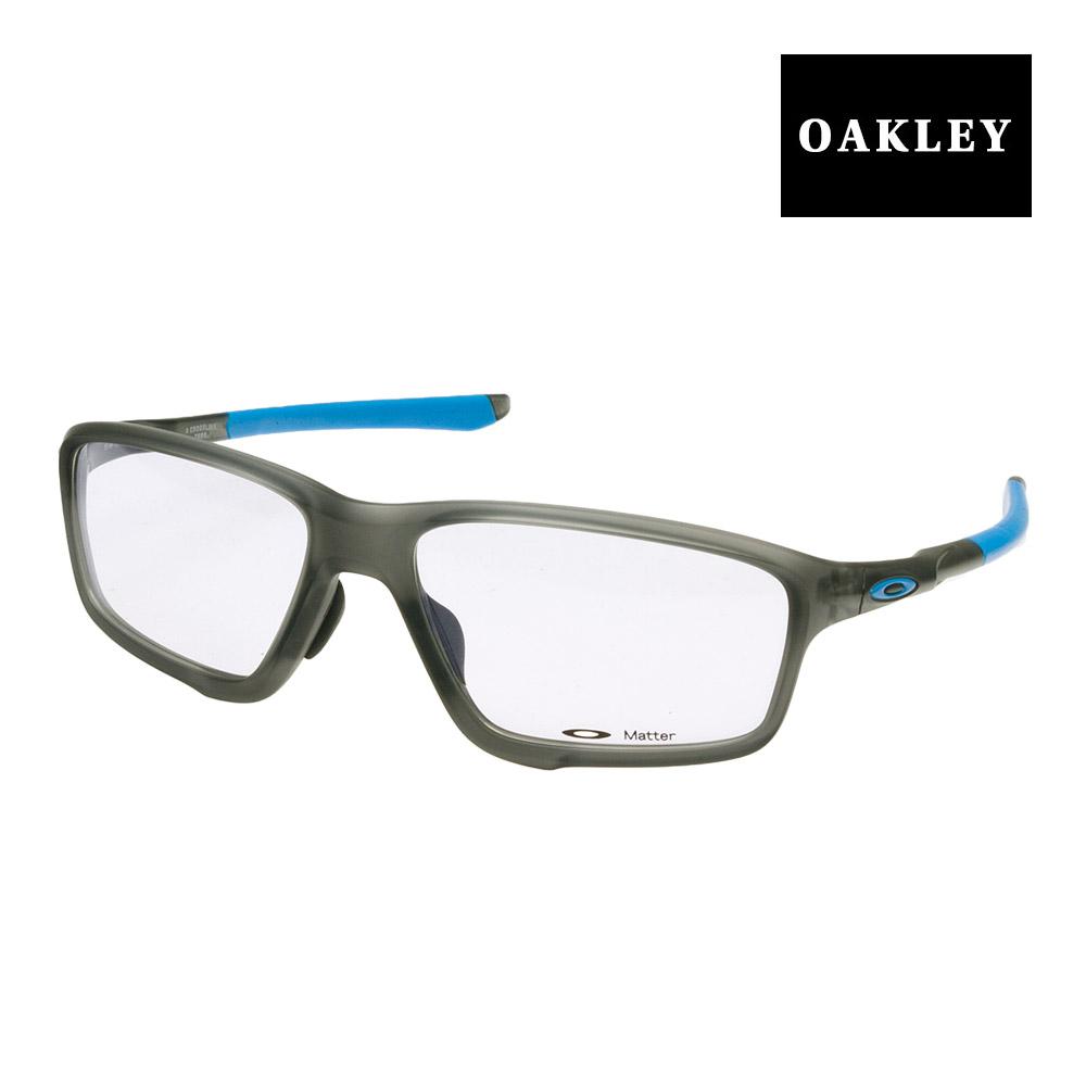 オークリー メガネ OAKLEY CROSSLINK ZERO クロスリンク ゼロ アジアンフィット ジャパンフィット ox8080-0158
