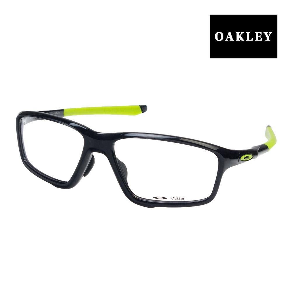 オークリー メガネ OAKLEY CROSSLINK ZERO クロスリンク ゼロ アジアンフィット ジャパンフィット ox8080-0258