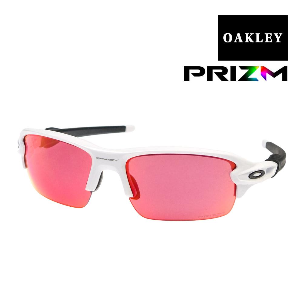 オークリー フラック ユースフィット サングラス 野球 プリズム oj9005-0459 OAKLEY FLAK XS スポーツサングラス