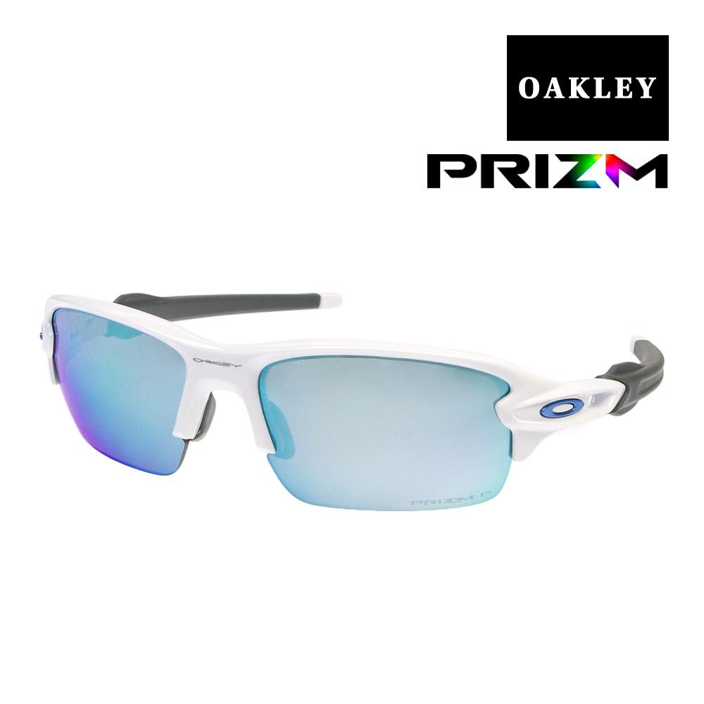 オークリー フラック ユースフィット サングラス つり用 プリズム 偏光 oj9005-0659 OAKLEY FLAK XS スポーツサングラス