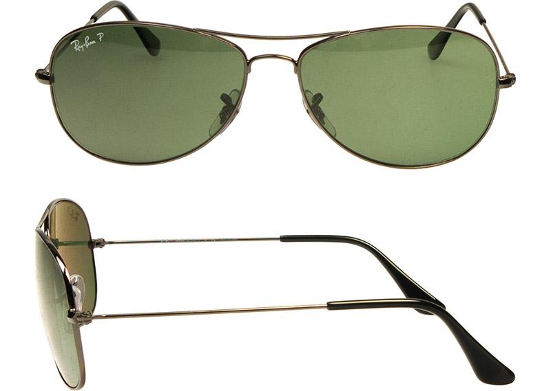 Ray-Ban sunglasses RAYBAN rb3362 004 58 59 COCKPIT body pit G-15 XLT  polarizing lens 5efcea9755c