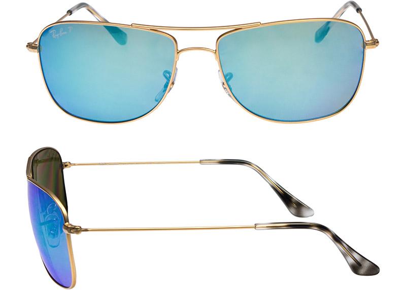 dea161a415 Ray-Ban sunglasses RAYBAN rb3543 112 a1 59 CHROMANCE chroman polarizing lens