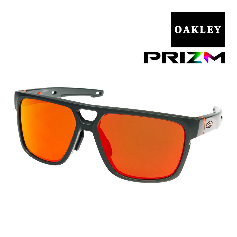 オークリー クロスレンジ パッチ アジアンフィット サングラス プリズム oo9391-0560 OAKLEY CROSSRANGE PATCH ジャパンフィット