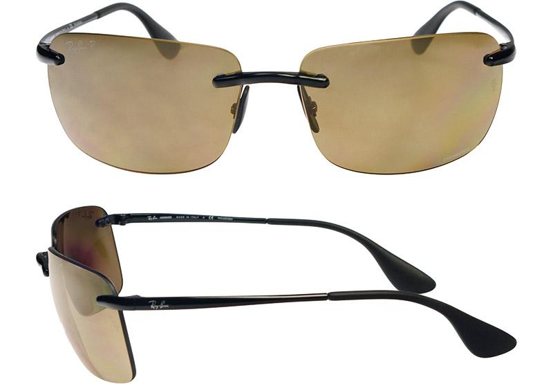 a28206e770 Ray-Ban sunglasses RAYBAN rb4255 601 5j 60 CHROMANCE chroman polarizing lens