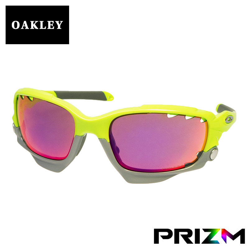 59a2d52bb1e Oakley sports sunglasses OAKLEY RACING JACKET racing jacket US fitting  oo9171-3962 prism