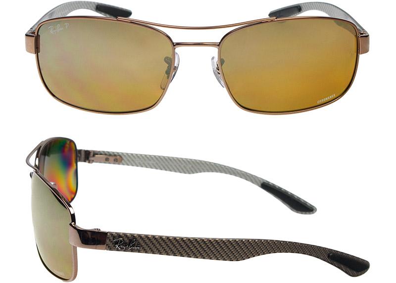 a905b94ba57 Ray-Ban sunglasses RAYBAN rb8318ch 121 a2 62 CHROMANCE chroman polarizing  lens