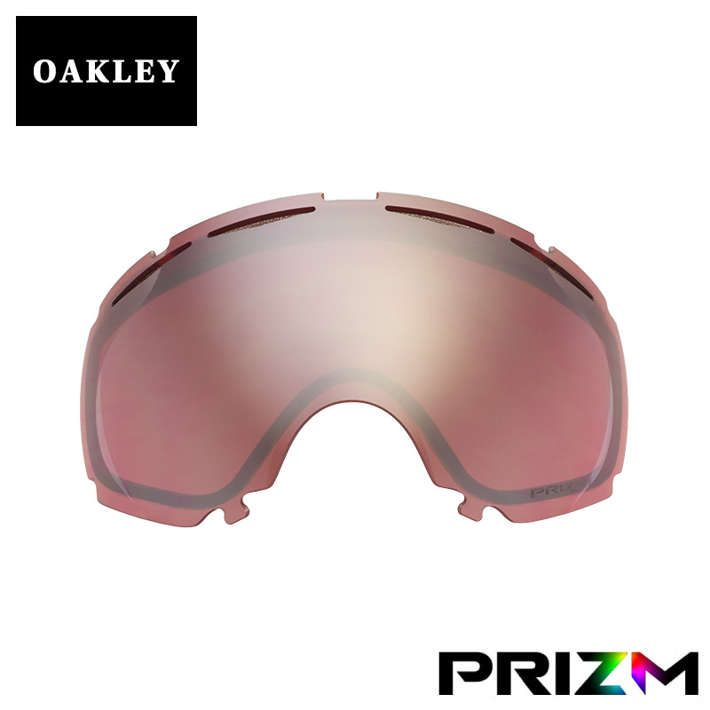 Oakley goggles replacement lens OAKLEY CANOPY canopy PRIZM BLACK IRIDIUM Prism  sc 1 st  Rakuten & OBLIGE | Rakuten Global Market: Oakley goggles replacement lens ...