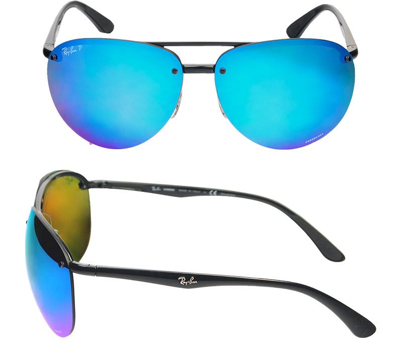 91a606556a7 Ray-Ban sunglasses RAYBAN rb4293ch 601a1 64 rb4293ch - polarizing lens  chroman