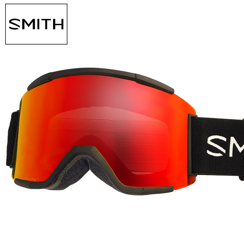 スミス ゴーグル スノーゴーグル SMITH SQUAD XL スカッド アジアンフィット ジャパンフィット m007029pc996k クロマポップ 2019-2020 新作
