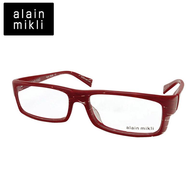アランミクリ メガネ ALAIN MIKLI a0489 a0489-71