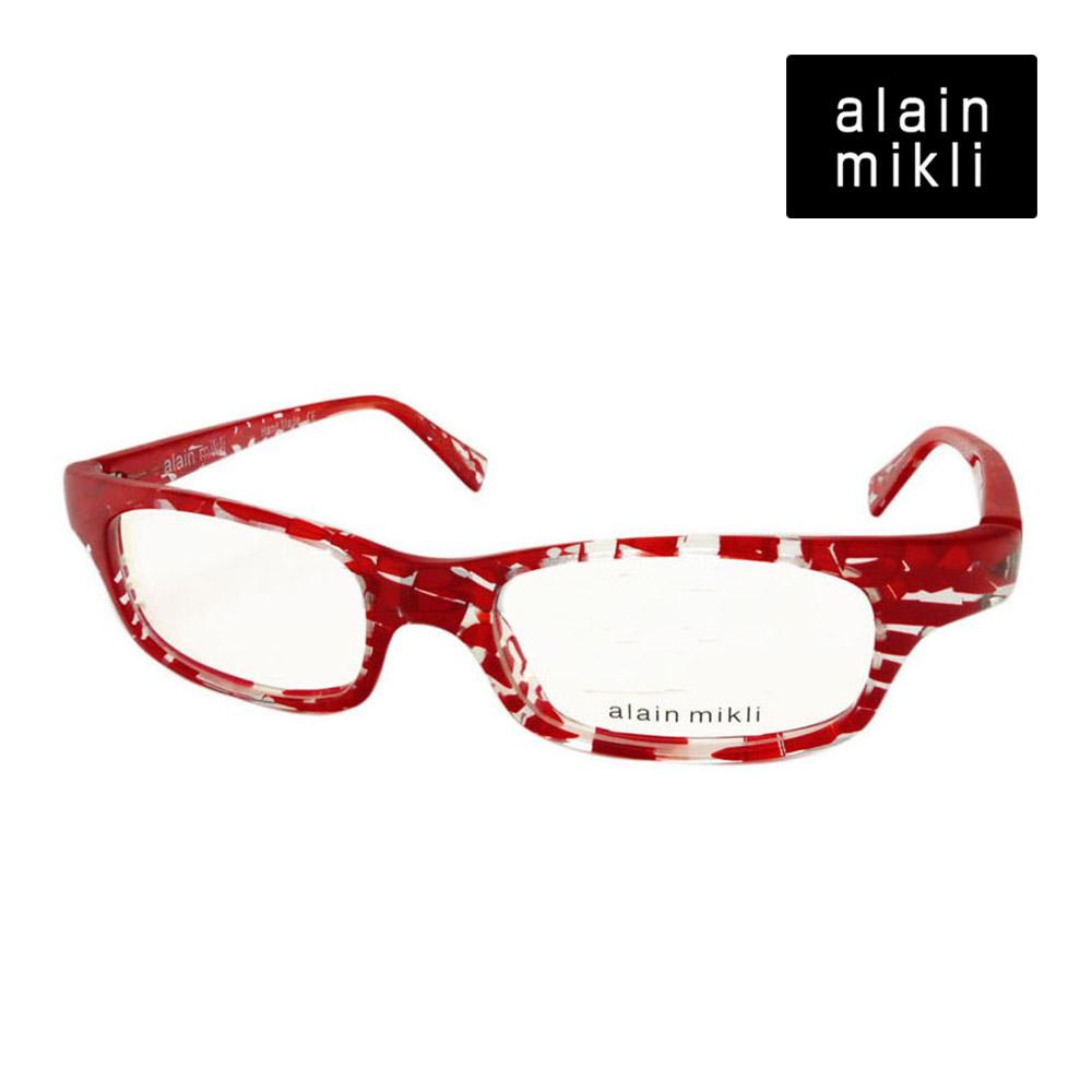 アランミクリ メガネ ALAIN MIKLI a0662 a0662-76