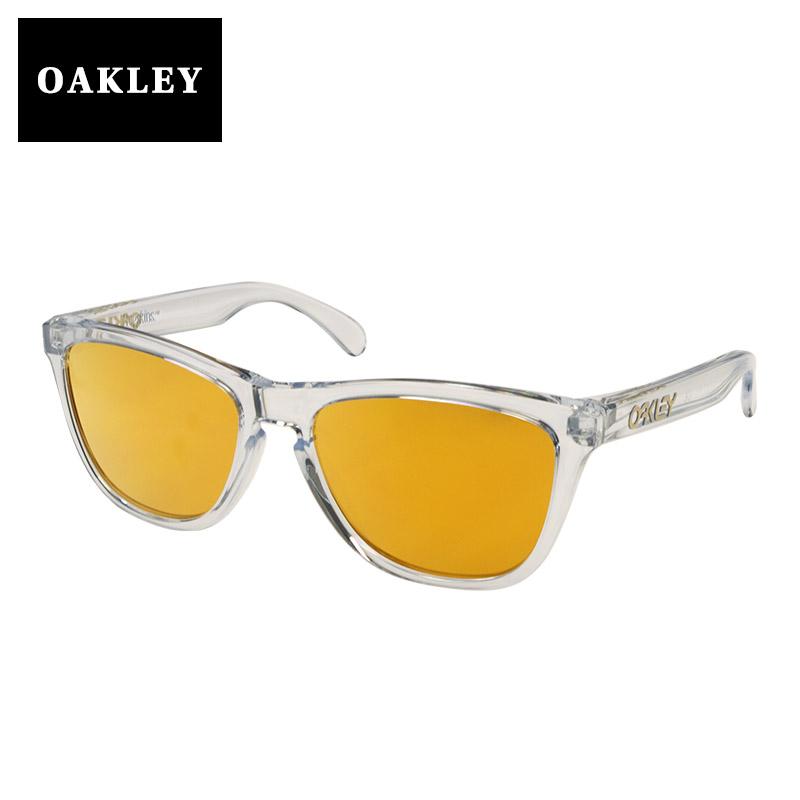 67830792f9 OBLIGE  Oakley Sunglasses OAKLEY FROGSKINS frog skin US fit oo9013 ...