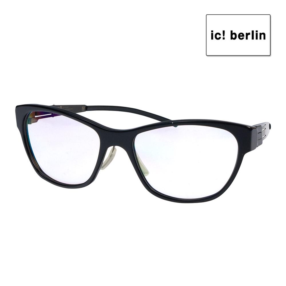 アイシーベルリン ic!berlin メガネ BLACK HOLE