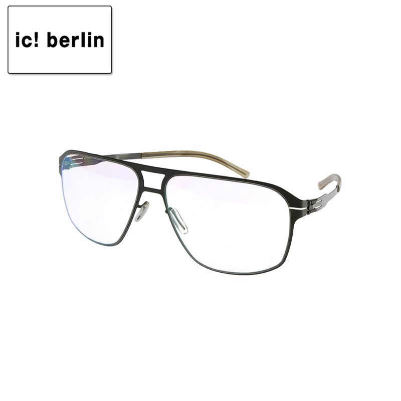 アイシーベルリン ic!berlin メガネ MIKE