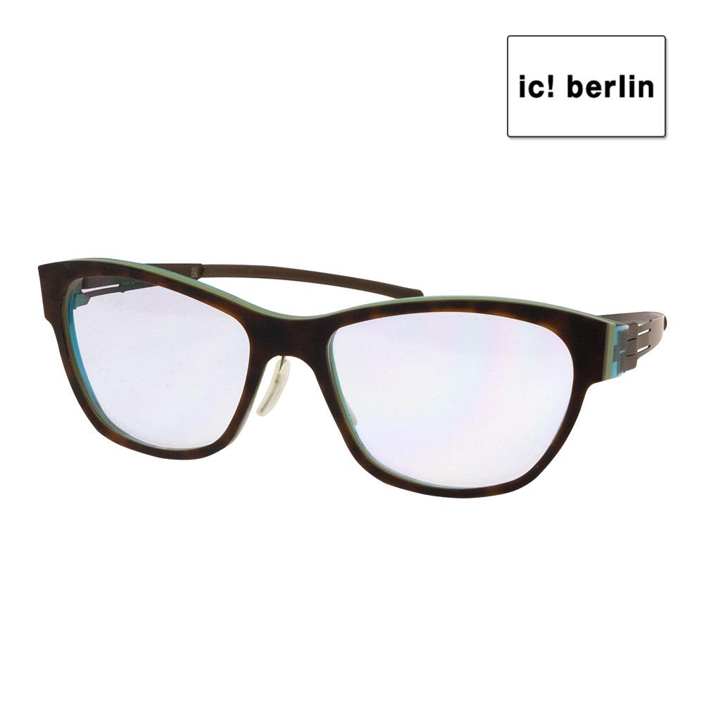 【最大2000円OFFクーポン配布中】 アイシーベルリン ic!berlin メガネ BLACK HOLE