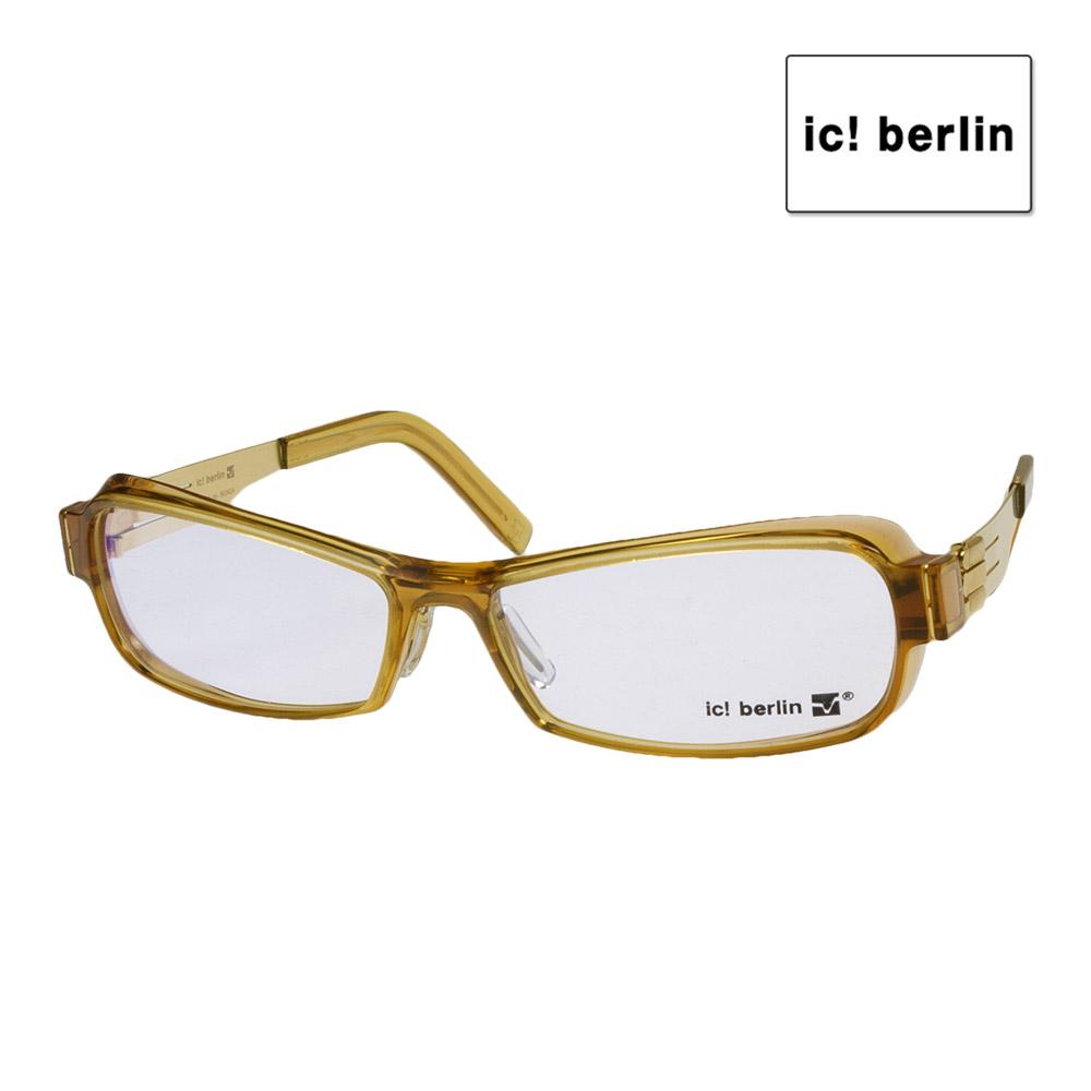 アイシーベルリン ic!berlin メガネ BEATRICE