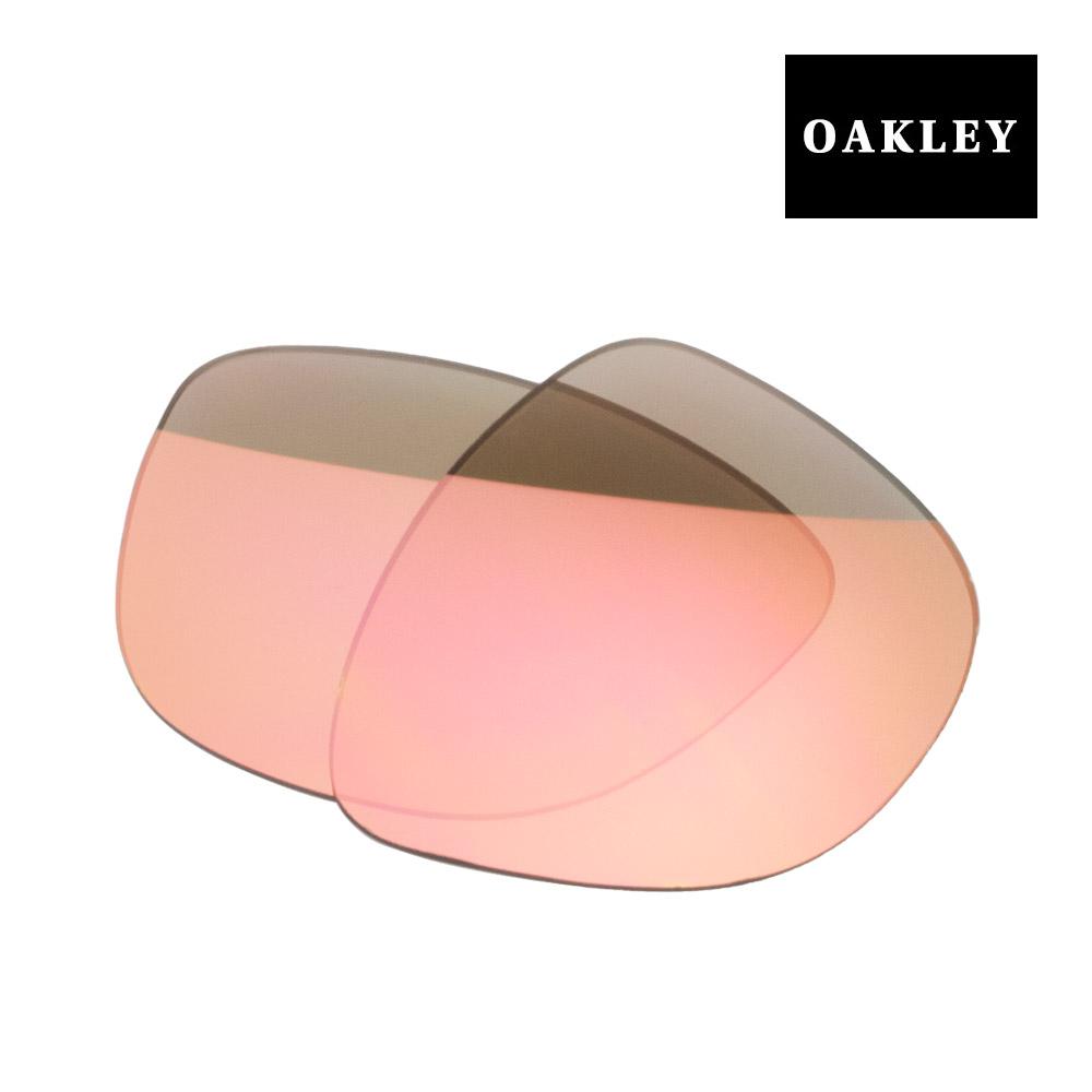 【最大2000円OFFクーポン配布中】 オークリー フロッグスキン サングラス 交換レンズ fskin-pk OAKLEY FROGSKINS PINK IRIDIUM