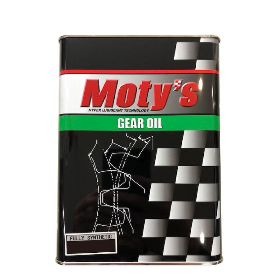 FULLY SYNTHETIC OIL 訳ありセール 格安 Moty's セール特価 M409S 80W190 4L 店頭受取対応商品 化学合成油 ギヤオイル GEAR モティーズ