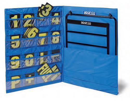 送料無料 SPARCO スパルコ Pit board & Number set ピットボード&ナンバーセット【店頭受取対応商品】