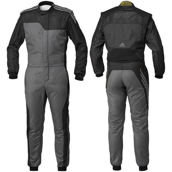 送料無料 adidas アディダス レーシングスーツ RSR ClimaCool Race Suits 走行会 4輪 FIA公認【店頭受取対応商品】