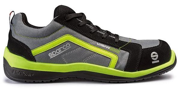 ISO基準のセイフティーシューズ SPARCO スパルコ URBAN EVO セール対象品 メカニックシューズ 店頭受取対応商品 アイテム勢ぞろい 安全靴 メカニック 整備 メンテナンス セーフティーシューズ 配送員設置送料無料
