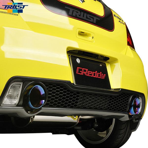 [TRUST] トラスト GReddy コンフォートスポーツ GTスラッシュ マフラー スイフトスポーツ ZC31S 05.12~ M16A 1.6L FF 沖縄・離島は送料要確認